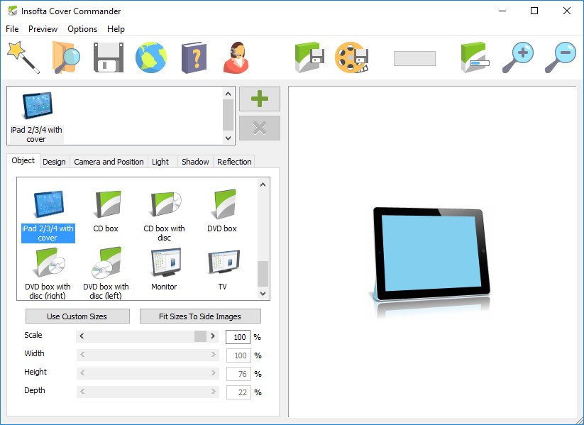 Insofta Cover Commander 5.5.0 Multilingual