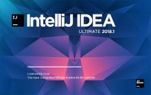 JetBrains IntelliJ IDEA Ultimate v2018.1.2 MacOS/Linux