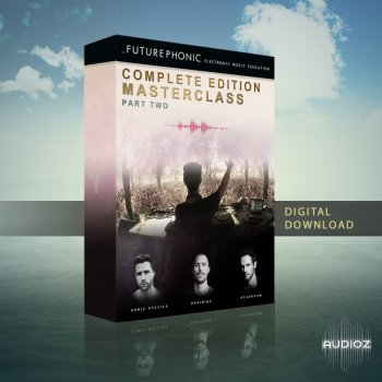 Futurephonic The Complete Edition Masterclass Part Two TUTORiAL screenshot
