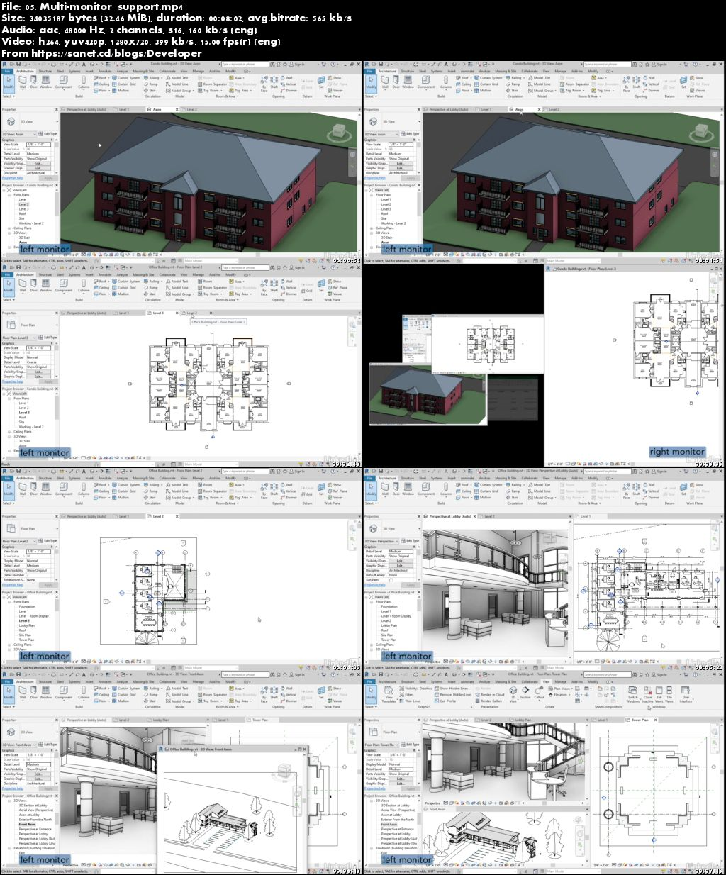 Revit 2019: New Features for Architecture