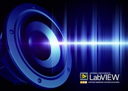NI LabVIEW 2018 Sound and Vibration Analysis VIs