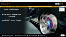 ANSYS Products v19.1 Win64
