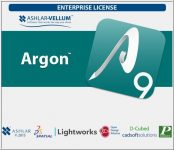 Ashlar-Vellum Argon 9.0.908 SP0 Enterprise