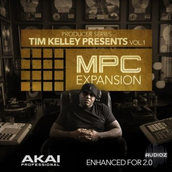 AKAI.MPC.Software Expansion Tim Kelley Presents Vol1 v1.0.2 Standalone Export WAV screenshot
