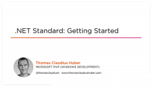 .NET Standard: Getting Started