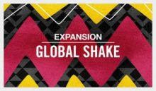 Native Instruments Maschine Expansion Global Shake 1.0.0 iSO