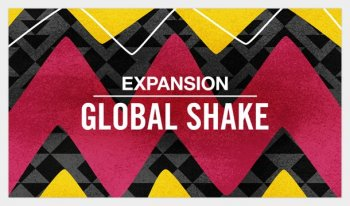 Native Instruments Maschine Expansion Global Shake 1.0.0 iSO screenshot