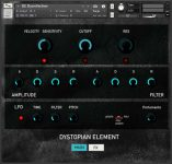 Rast Sound Dystopian Element KONTAKT