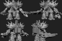3DMotive – Dreadnought Modeling Series Volume 5