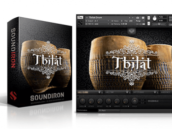Soundiron TBILAT DRUM KONTAKT WAV screenshot