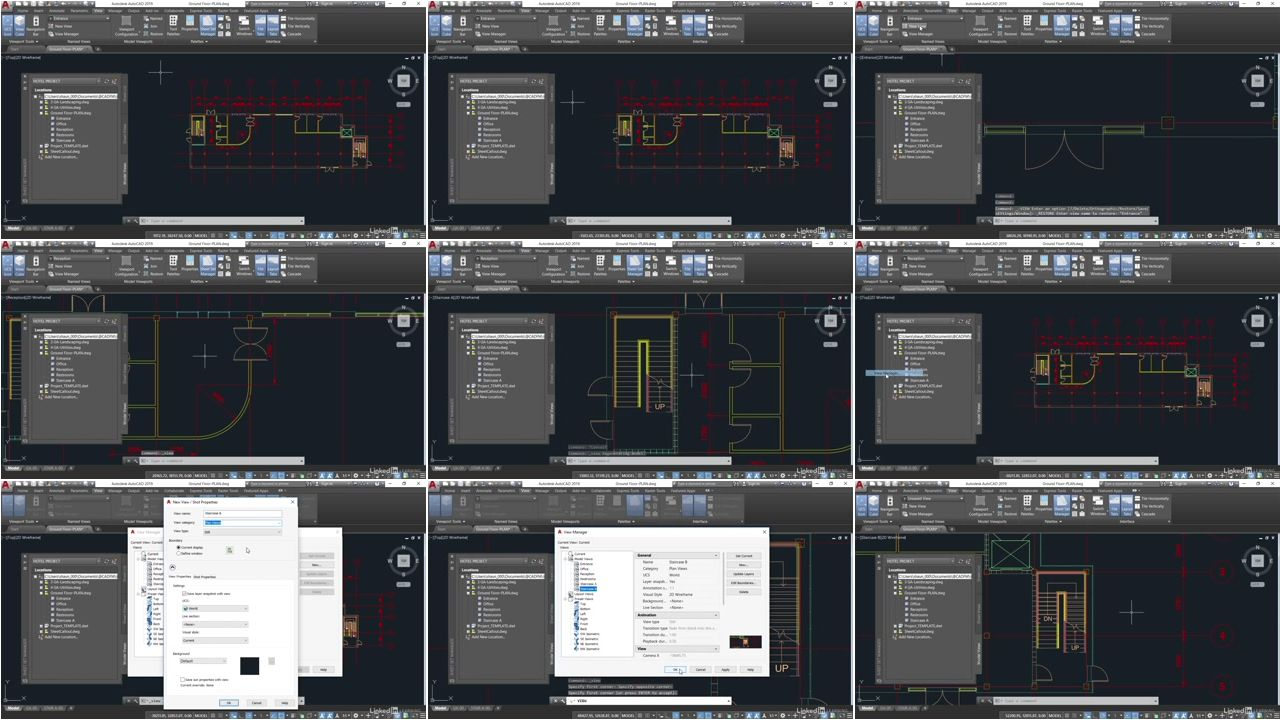 AutoCAD: Advanced Workflow with Sheet Sets