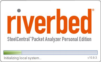 Riverbed SteelCentral Packet Analyzer Personal Edition 10.9.3