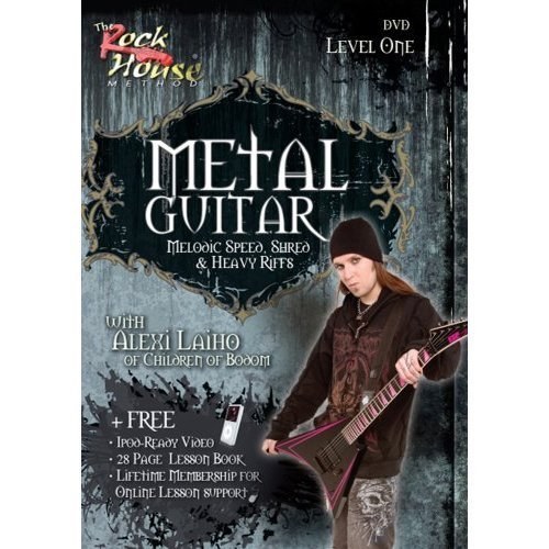 Metal Guitar - with Alexi Laiho of Children of Bodom Level 1 and 2
