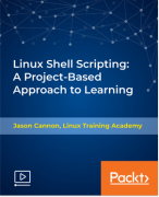 Packt: Linux Shell Scripting A Project-Based Approach to Learning