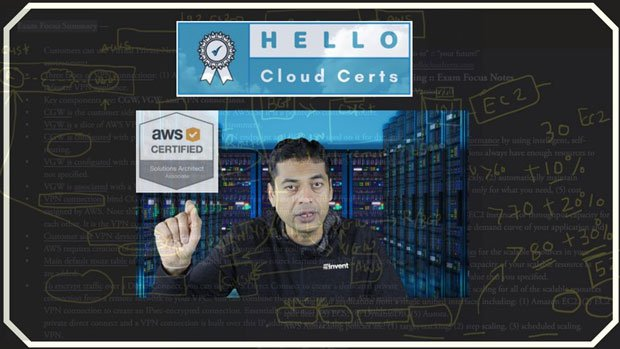 AWS Solution Architect Associate Practice Exam Course PE102