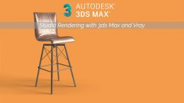 Skillshare – 3D Studio Rendering with 3ds Max + Vray : The Quickest Way