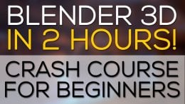 Skillshare – Blender 3D: Crash Course for Beginners