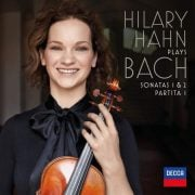 Hilary Hahn - Hilary Hahn plays Bach: Violin Sonatas Nos. 1 & 2; Partita No. 1 (2018) Flac/Mp3