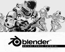 Gumroad – Blender Grease Pencil Tutorial