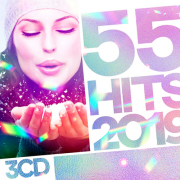VA - 55 Hits 3CD (2019)