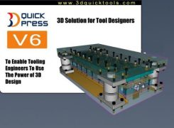 3DQuickPress 6.2.7 x64 for SolidWorks HotFix only